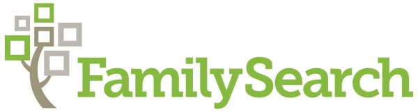 Family Search. Family History. Geneology.