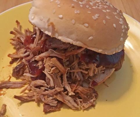 Crockpot Pulled Pork. Summer. Easy. Recipe.