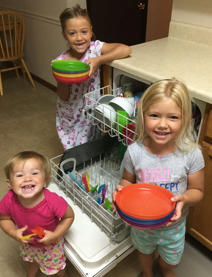 How to survive (and thrive) during summer break with your kids. Chores. Behavior. Family. Children.