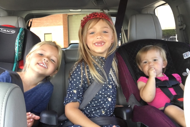 Car Buying 101 with Kids – 5 tips for an easier car buying experience. Children. Family. Kids.