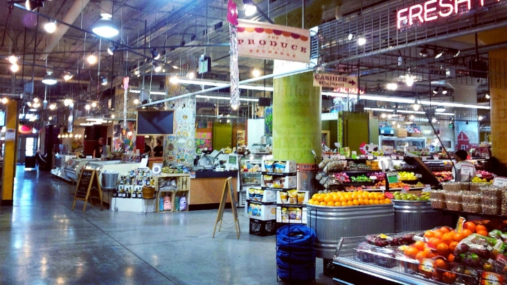 Midtown Global Market. Road tripping with the kids: why drive when you can fly? Travel. Family. Minnesota.