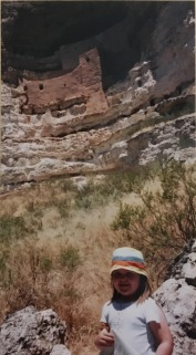 Montezuma Castle. Arizona. Road tripping with the kids: are you up for the adventure? Road Trip. Summer. Travel. Kids. Family.