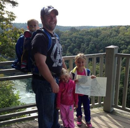 Ha Ha Tonka State Park. Road tripping with the kids to see a castle. Travel. Road Trip. Family. Kids. Missouri.