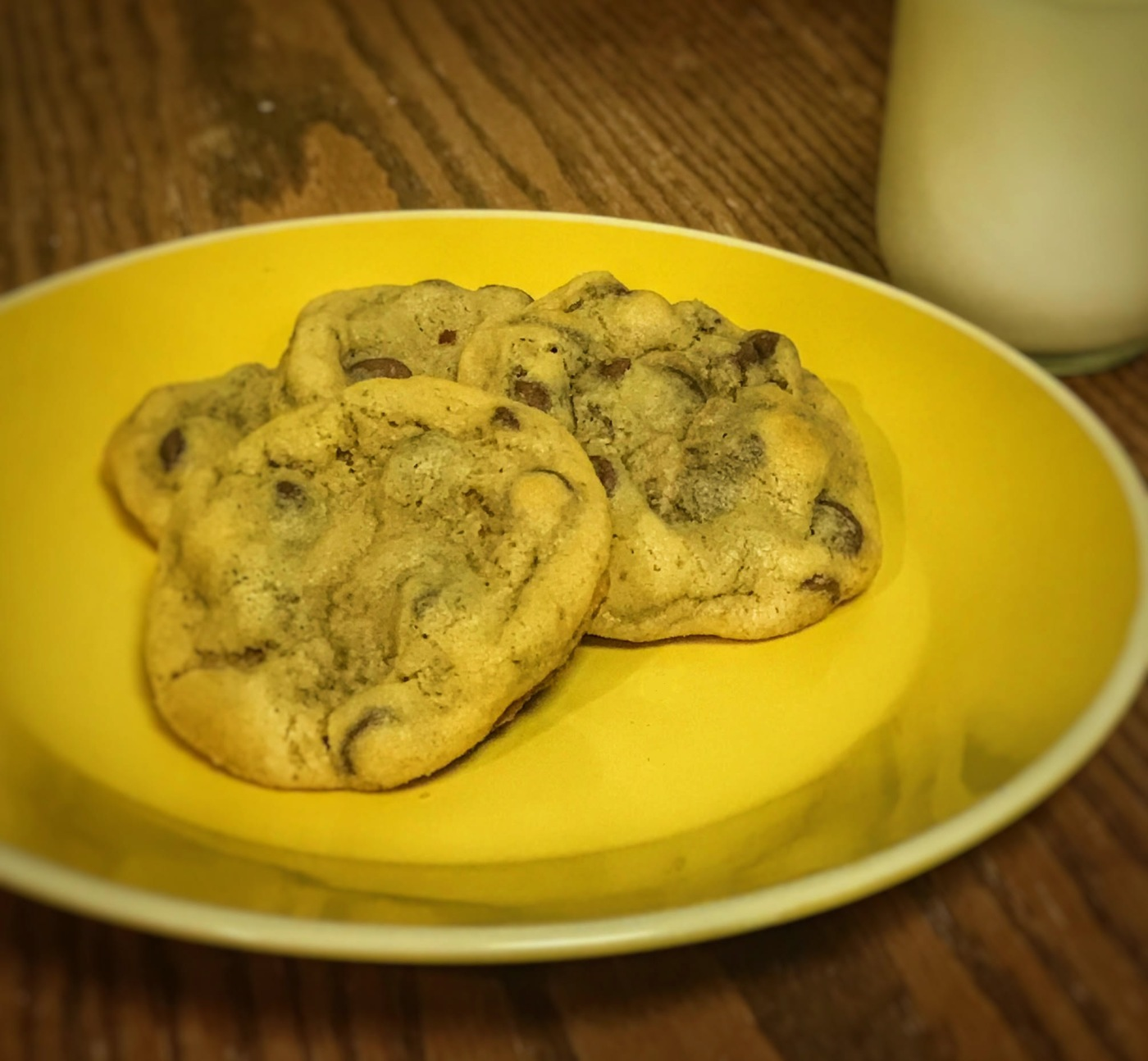 Chocolate Chip Cookies that rival Alex's recipe