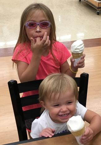 Macey's Kong Kones. Local gems. Ice cream. Utah. Travel. Road trips. Family.
