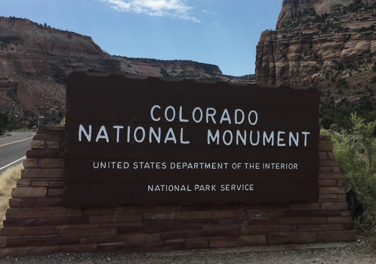 Road Tripping with Kids: Colorado National Monument