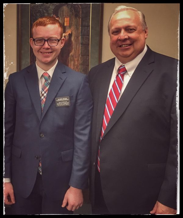 Overcoming fear, shame & judging: mental illness, an inspired program & becoming a Mormon missionary