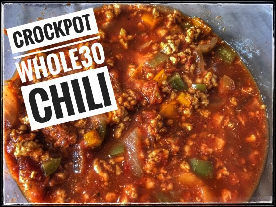 Pinterest Hit or Miss: Crockpot Whole30 Chili. Recipes. Simple. Healthy. Slow Cooker. Intant Pot.