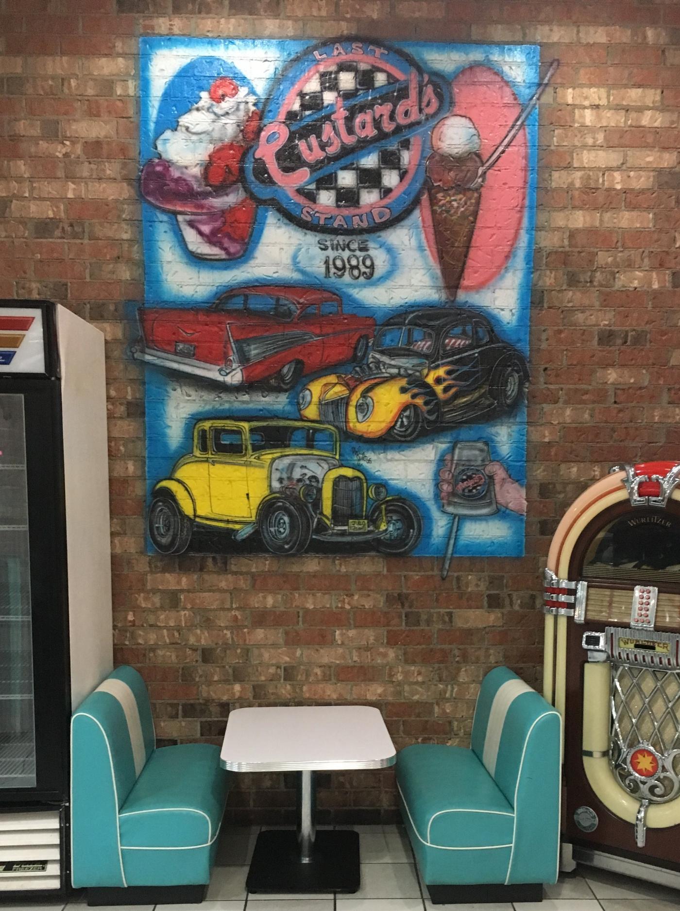 Local Gem: Custard's Last Stand. Kansas City, Missouri. Restaurants. Foodie.