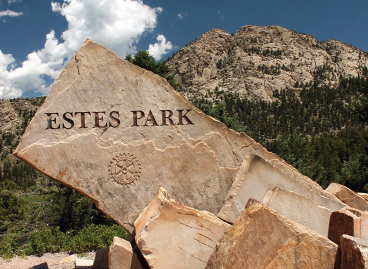 Estes Park = excellent local eateries. Travel. Summer. Road trip. Family. Traveling with kids. Colorado.