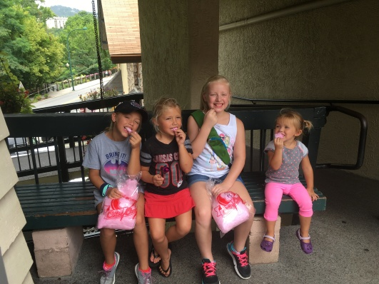 How to do Gatlinburg in ONE day with kids of ALL ages. Family. Travel. Tennessee. Summer. Road trip.