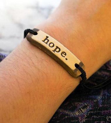 A Perfect Brightness of Hope. Mental Illness. Help. Hope. Faith.